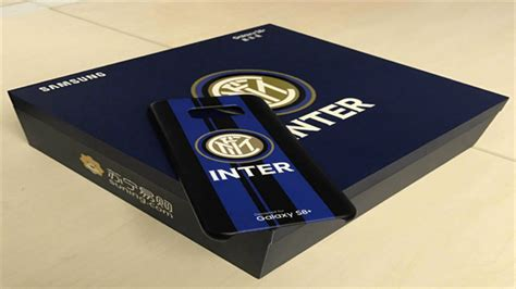 Indocustomcase Inter Milan Logo Im001 Galaxy S8 S8 Plus Custom r 242 rỉ h 236 nh ảnh galaxy s8 plus inter milan