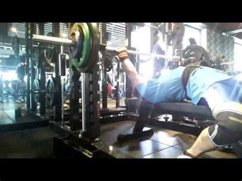 smolov jr bench smolov jr bench press w1d3 85kg 10x3 youtube