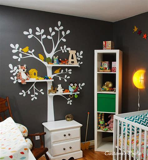 2015 new vinyl wall decals nursery the original shelving
