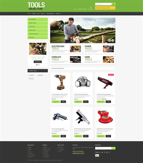 shopify photography themes tools equipment responsive shopify theme 48983