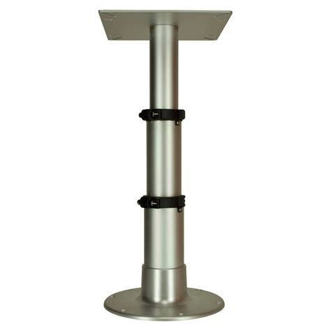 Springfield 12 Quot 28 Quot Anodized Air Powered 3 Stage Table Boat Table Pedestal