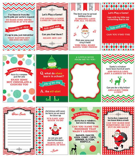 printable elf on shelf jokes 40 fun creative christmas elf on the shelf printables