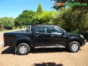 Toyota Hilux Used Cars For Sale In South Africa 2007 Toyota Hilux Used Car For Sale In Centurion Gauteng