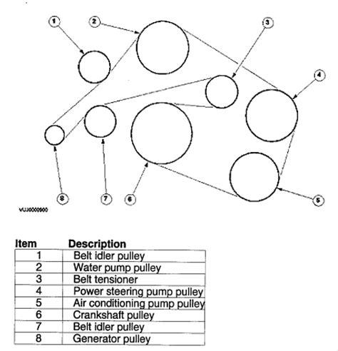 accident recorder 1998 jaguar xj series electronic toll diagram to install serpentine belt 2000 jaguar xj series 2001 jaguar xj series serpentine
