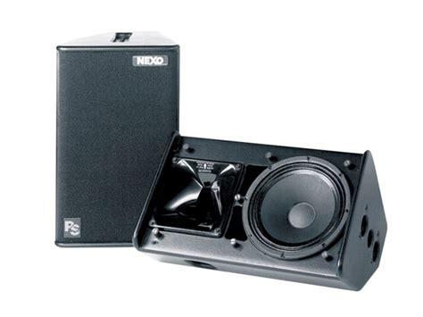Speaker Nexo speakers de fantasten
