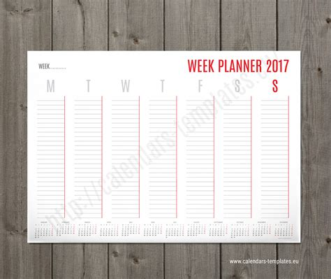calendar weekly template expin franklinfire co