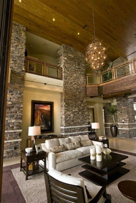 stone wall in living room receive the natural home natural stone wall in the