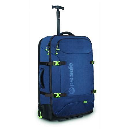 Anti Theft Zipper Luggage Uk 22 Koper Anti Maling pacsafe toursafe at29 anti theft 29 22 wheeled duffel 2c