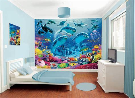ocean themed bedrooms under the sea wallpaper sea theme wallpaper bedroom