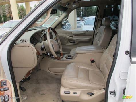 2000 Lincoln Navigator Interior by 2001 Lincoln Navigator Standard Navigator Model Interior