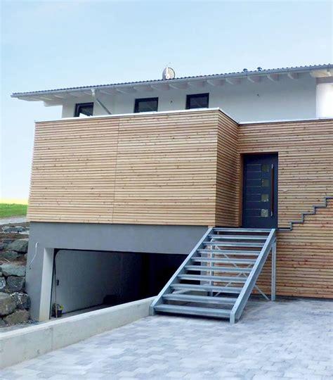 Zimmerei Brenner Allg 228 U Fassadenverkleidung