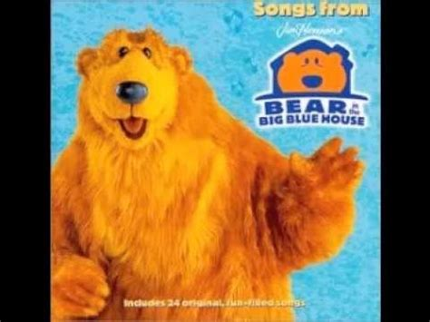 bear inthe big blue house goodbye song chords bear in the big blue house quot goodbye song quot piano version youtube