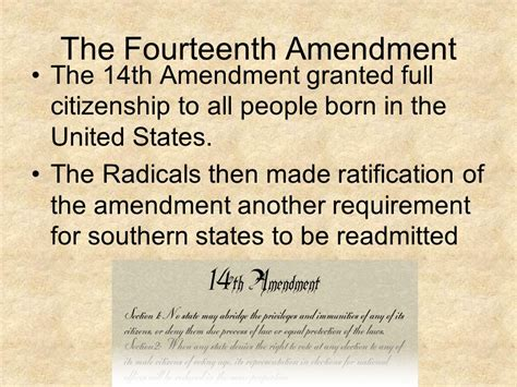 What Does Section 2 Of The 14th Amendment by 14th Amendment Of Usa Constitution 28 Images Best 25