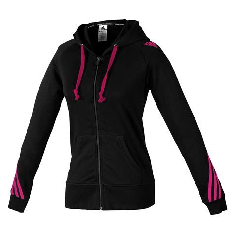 Sweater Hoodie Zipper Adidas Trefoil Polyflex buy cheap adidas hoody compare s tops prices for