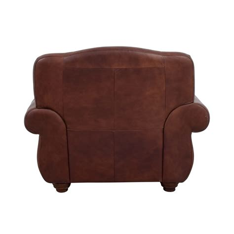 tan leather chair and ottoman 50 off rooms to go rooms to go brown leather chair and