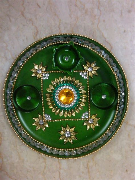 images  aarti thali  pinterest indian
