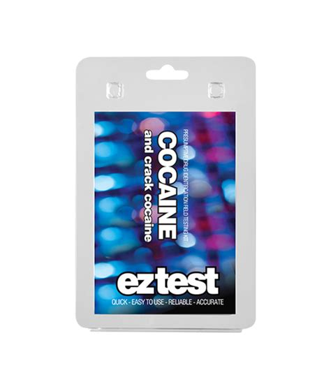 Cocaine Detox Kit Uk by Ez Test For Cocaine 1 Test Available For Sale 020