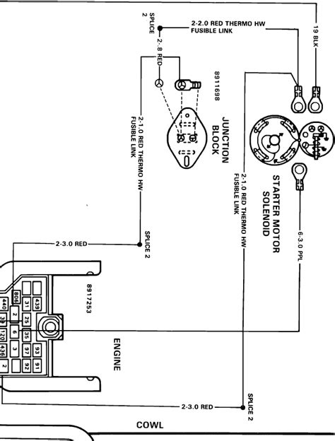 chevrolet blazer 1988 starter is there any wiring diagrams