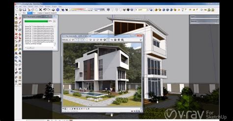 tutorial vray 2 0 sketchup español v ray 2 0 for sketchup