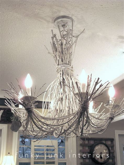 Handmade Chandeliers Ideas - fantastic diy chandelier tutorials and ideas for
