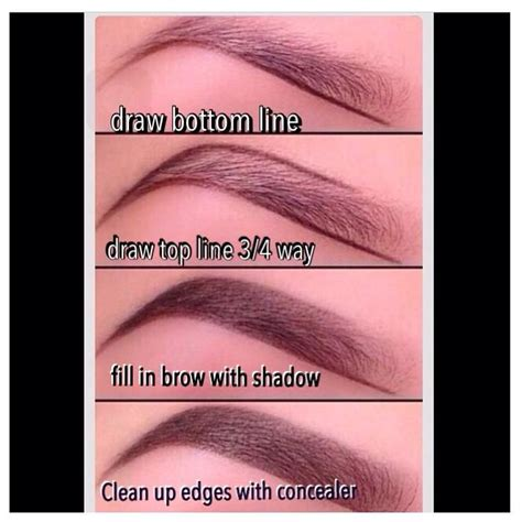 how to get a perfect arch for your eyebrows 14 steps do you know how to properly arch your eyebrows eyebrows
