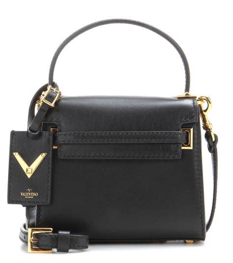 My Shoulder Bag by Valentino Garavani My Rockstud Mini Leather Shoulder Bag