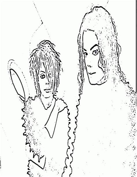 michael jackson coloring pages printable michael jackson coloring pages coloring home