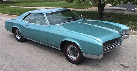turquoise mist 1966 buick riviera paint cross reference