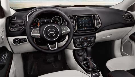 dodge jeep interior interior 2018 jeep compass near gurnee il antioch