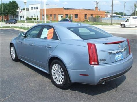 cadillac cts 4 wheel drive buy used 2013 cadillac cts 4 luxury package all wheel