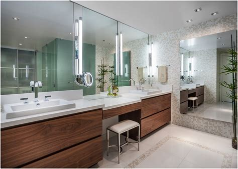 modern master bath bathroom contemporary miami bisazza custom made mosaic