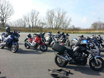 Fahrsicherheitstraining Motorrad Schleswig Holstein by Mitglieder Der Rg Segeberg Pinneberg Beim Motorrad Fahr
