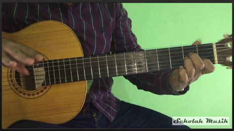 tutorial main gitar youtube belajar lagu quot lungset quot banyuwangi di gitar youtube