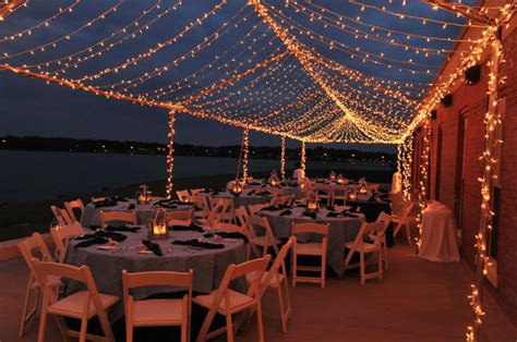 Outdoor Wedding Lighting Rental Allcargos Tent Event Rentals Twinkle Light Canopy