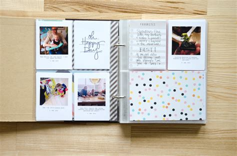 free printable 2015 life planner how i m doing project life in 2015 free page planner