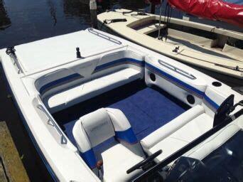 polyester boot bekleden shakespeare sportsman polyester tour speedboot merk sea