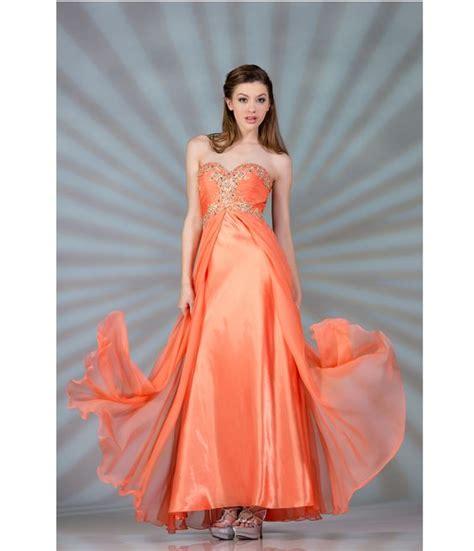 salmon colored dress salmon colored prom dress
