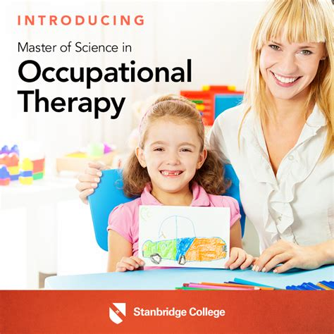 masters in occupational therapy stanbridge college launches orange county s master s