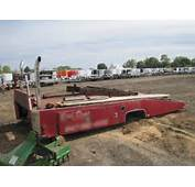 Hodges Wedge Tow Truck Utility Bed With Chrome Stacks No Winch $old