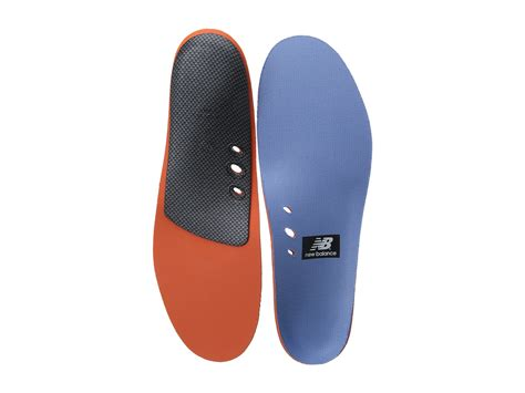 stability insoles for running shoes new balance ias3720 stability insole at zappos