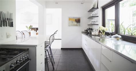 kitchen design galley layout space your kitchen like a spacecraft galley excellent