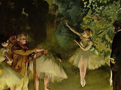 biography of a fine artist celebrating edgar degas