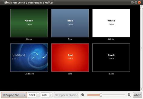 imagenes impactantes para presentaciones ease crea presentaciones tipo power point en linux
