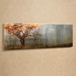 wall paintings serengeti tree canvas wall art