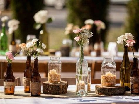 Rustic Wedding Decor by Rustic Wedding Decor Weddings Wedding And Wedding Tables