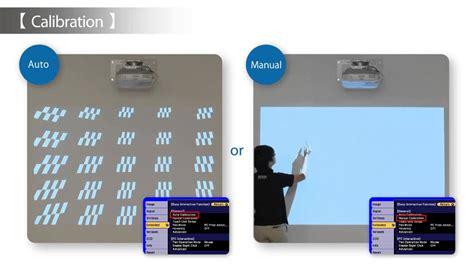 Projector Interactive Epson Eb 1430wi epson eb 1430wi projector easy installation guide