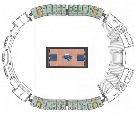 amway center floor plan amway center floor plan amway center seating chart with