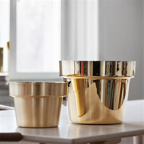 Jacob Jensen Toaster Flower Pot By Skultuna In The Design Shop
