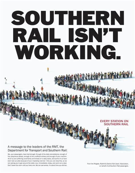 thameslink season ticket press release southern rail isn t working rrdrua org uk