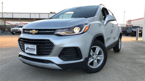 the redesigned 2018 chevrolet trax lt 1 4l turbo